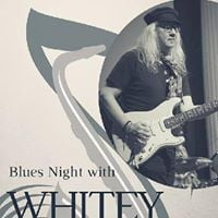 Whitey Somers at The Queens Thursday May 25th