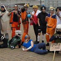 Sunday Naruto &amp Boruto Shoot MCM October
