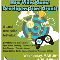 How Game Developers Score Grants - A Panel Discussion