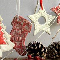 Christmas Cay Decoration Workshop
