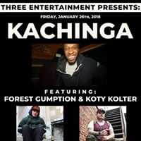 Live Red Dog- Kachinga W Koto Koty Kolter and Forest Gumption