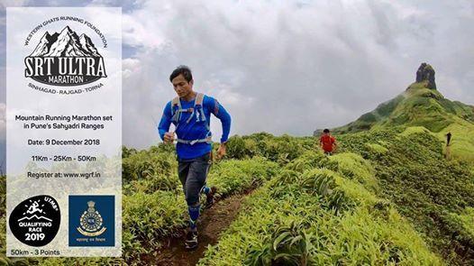 SRT Ultra Marathon (Sinhagad-Rajgad-Torna)