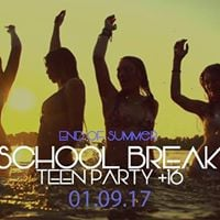School Break 16 - End of Summer