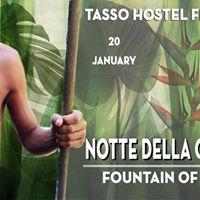 La Notte Della Giungla with Fountain of Chaos - Live DJ set