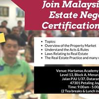 Real Estate Negotiators Certification Course - 24 &amp 25 January