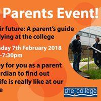 Parents Event 2017