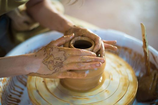 Potters Wheel For Beginners