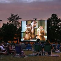 Movies In The Park- Moana