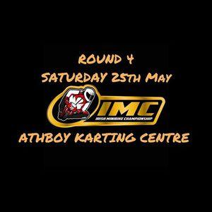 2019 IMC ROUND 4 -ATHBOY KARTING CENTRE