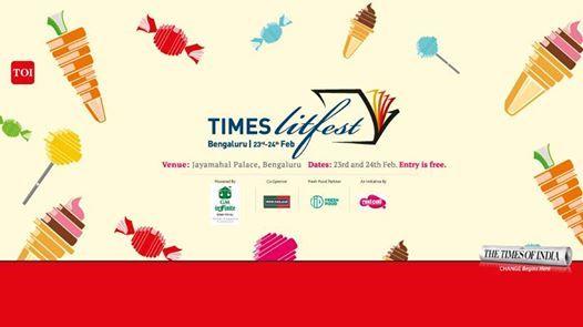 Times Litfest Bengaluru 2019