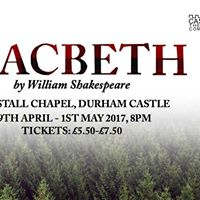 Macbeth by William Shakespeare - Castle Theatre Company