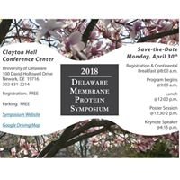2018 Delaware Membrane Protein Symposium