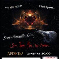 Francesco Ivan Sante DallO Semi-Acoustic Live At Agrodolce