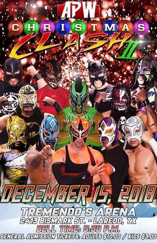 APW Christmas Clash2