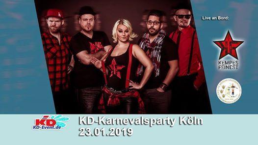 KD-Karnevalsparty 23.02.2019