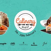 Culinary Quest 2018