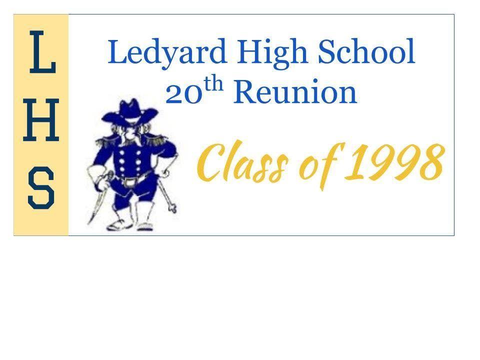 Ledyard High School  Class of 1998  20th Reunion