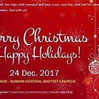 Christmas Nepali Bhetghat Program