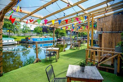 Hackney Wick Day & Night Canal Party