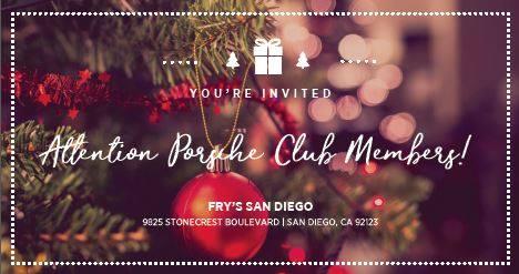 Operation Santas Elves Christmas Tree Giveaway At Fry S Electronics