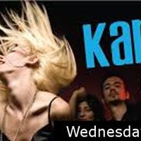 Karaoke with Raden Hughes