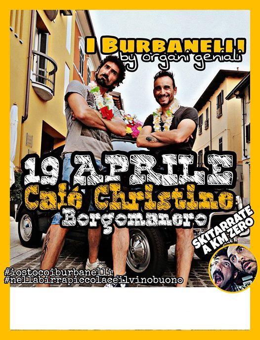 Caff Christine Il Ritorno