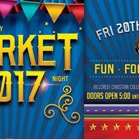 Hillcrest Family Market Night 2017