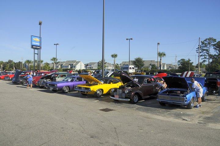 Grand Strand Corvettes Annual Car Show At Jud Kuhn Chevrolet - Jud kuhn chevrolet car show