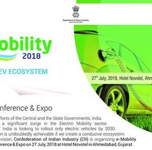 CII e-Mobility 2018