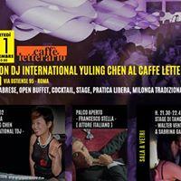 TangoMarathon DjInternational Yuling Chen Guests Walter&ampSabrina