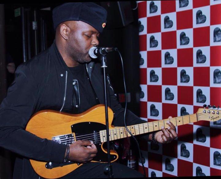 Live Music JP Kazadi  Tom Heath