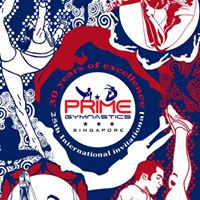 25th Prime Gymnastics International Invitational