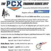 The PCX Training Series race 1