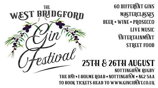 West Bridgford Gin Festival