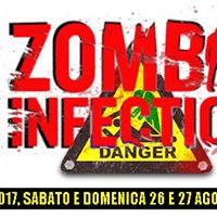 San Marino Comics Zombie Infection