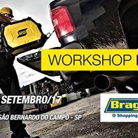 Workshop ESAB na Braganfer