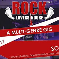 Rock Lovers Indore Vol. 1