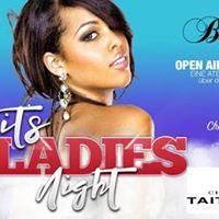 Its Ladies Night im Felix w. DJ Mouhi