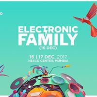 Electronic Family - EVC 2017 India