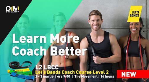Lets Bands Coach Level 2