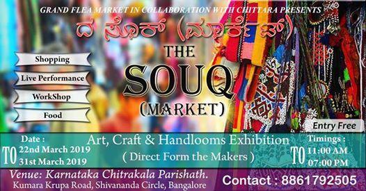 The SOUQ ( Market )