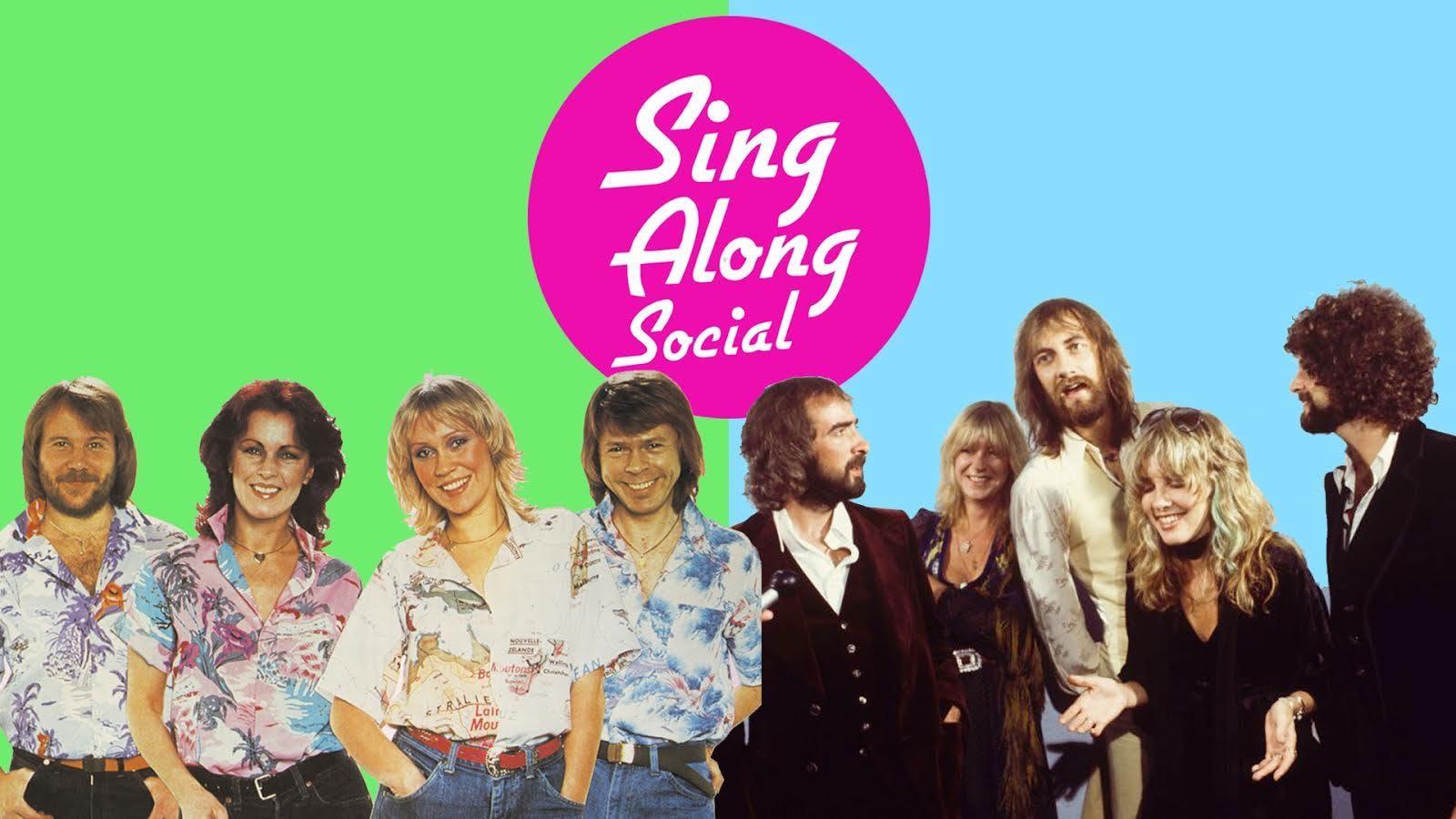 Abba vs Fleetwood Mac in Downes of Waterford