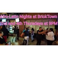 Afro-Latin Night (No Cover)