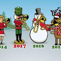 The 2017 Trombone Christmas - Anaheim