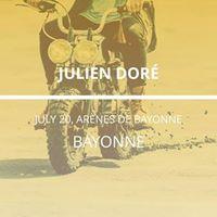 Julien Dor in Bayonne