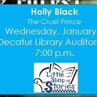 Holly Black discusses &quotThe Cruel Prince&quot