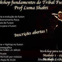 Workshop - Fundamentos do Tribal Fusion