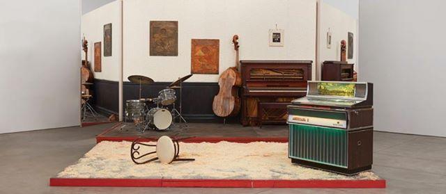 Curator Tour Jason Moran and Cecilia Vicua