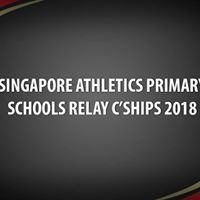 Singapore Athletics Primary Schools Relay Championships 2018