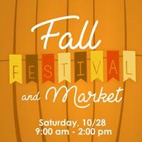 Fall Festival &amp Market